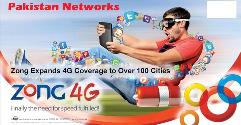 Zong 4G Internet - Get Thrilled with Blazing Speed