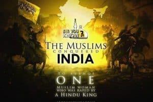 Muslims Conquered India